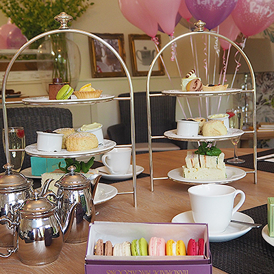 Hire Our Tearooms