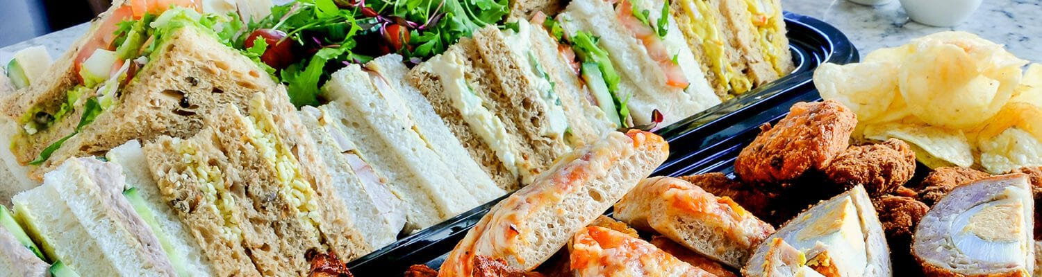 Party & Corporate Sandwich Buffets