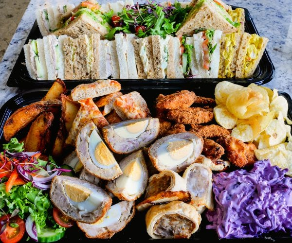 Office buffets platter